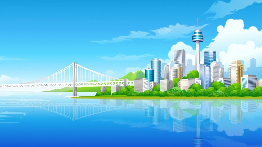 modern-city-backgrounds-laptop