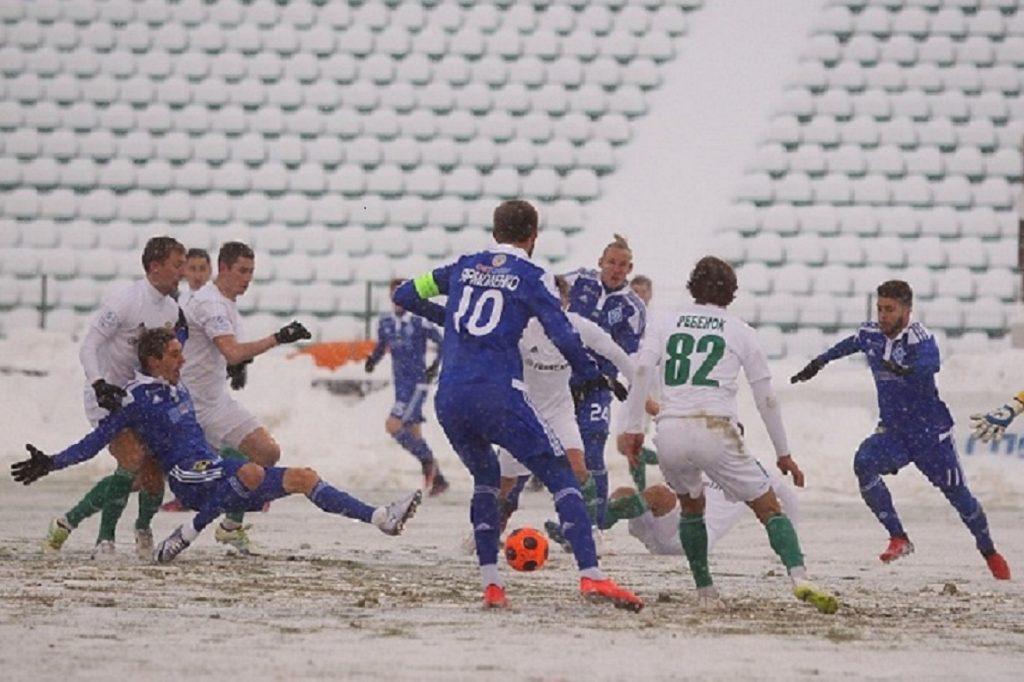 Оценка зрелищности матчей 17 тура: весело на снежке