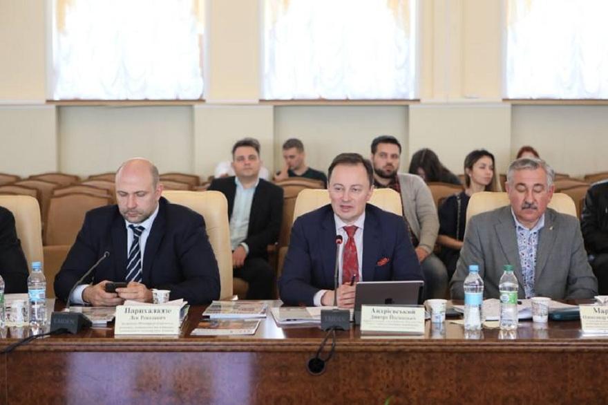 Куда движется строительный рынок: итоги расширенного заседании совета директоров Конфедерации строителей Украины